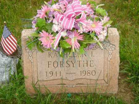 FORSYTHE, KATHLEEN - Champaign County, Ohio   KATHLEEN FORSYTHE - Ohio Gravestone Photos