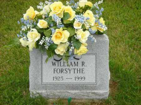 FORSYTHE, WILLIAM - Champaign County, Ohio   WILLIAM FORSYTHE - Ohio Gravestone Photos