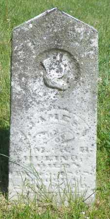 HULING, JAMES - Champaign County, Ohio | JAMES HULING - Ohio Gravestone Photos