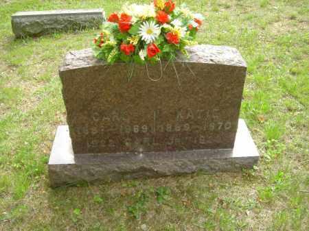 "DIXON IMPSON, ANNA KATHARINE ""KATIE"" - Champaign County, Ohio | ANNA KATHARINE ""KATIE"" DIXON IMPSON - Ohio Gravestone Photos"