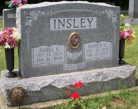 INSLEY, NANCY LEE - Champaign County, Ohio | NANCY LEE INSLEY - Ohio Gravestone Photos