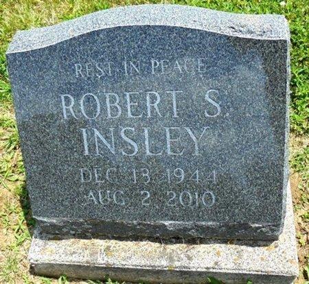 INSLEY, ROBERT STEVEN - Champaign County, Ohio | ROBERT STEVEN INSLEY - Ohio Gravestone Photos