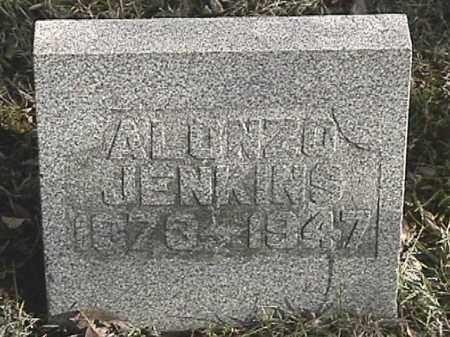 JENKINS, ALONZO MELVIN - Champaign County, Ohio   ALONZO MELVIN JENKINS - Ohio Gravestone Photos