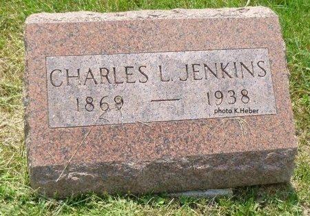 JENKINS, CHARLES LEWIS - Champaign County, Ohio   CHARLES LEWIS JENKINS - Ohio Gravestone Photos