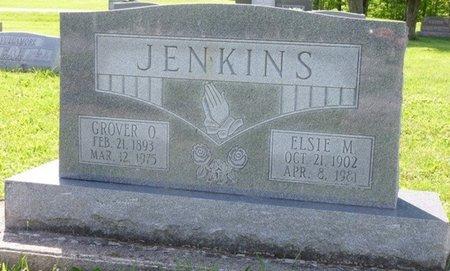 JENKINS, ELSIE MAE - Champaign County, Ohio | ELSIE MAE JENKINS - Ohio Gravestone Photos
