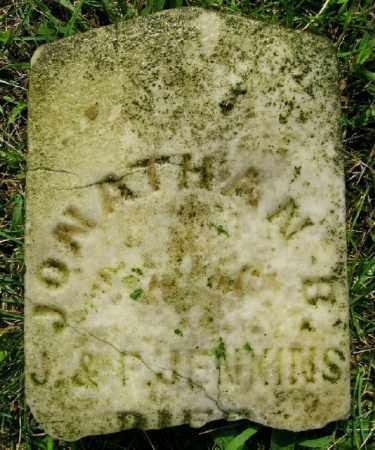 JENKINS, JONATHAN B. - Champaign County, Ohio | JONATHAN B. JENKINS - Ohio Gravestone Photos