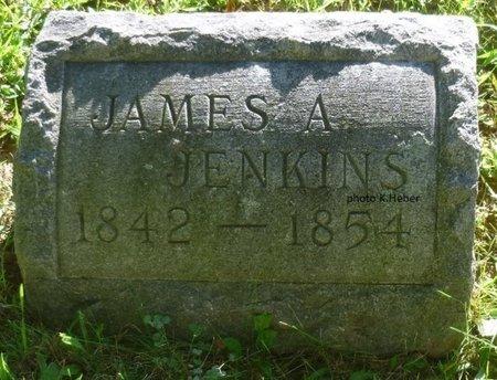 JENKINS, JAMES A - Champaign County, Ohio   JAMES A JENKINS - Ohio Gravestone Photos