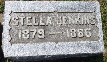 "JENKINS, MARY ESTELLA ""STELLA"" - Champaign County, Ohio | MARY ESTELLA ""STELLA"" JENKINS - Ohio Gravestone Photos"