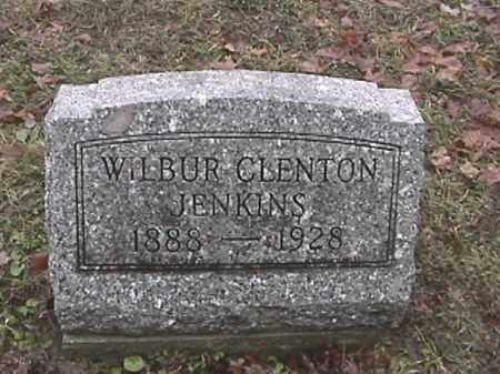 JENKINS, WILBUR CLENTON - Champaign County, Ohio | WILBUR CLENTON JENKINS - Ohio Gravestone Photos