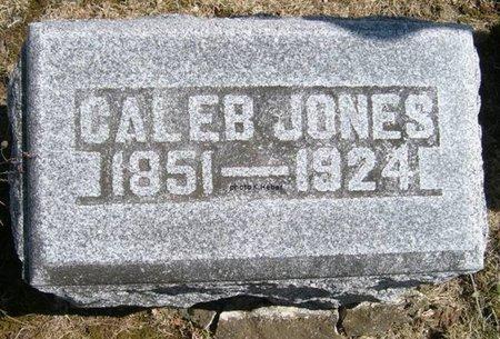JONES, CALEB - Champaign County, Ohio | CALEB JONES - Ohio Gravestone Photos