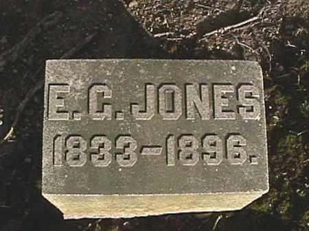 JONES, ESON G. - Champaign County, Ohio   ESON G. JONES - Ohio Gravestone Photos