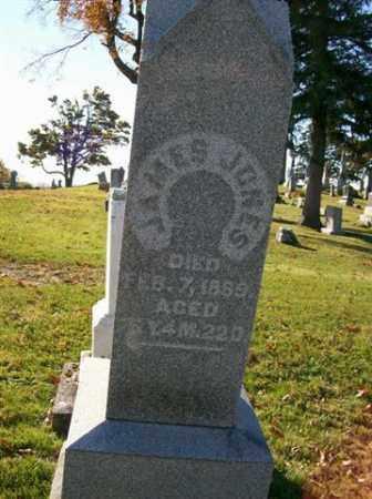 JONES, JAMES - Champaign County, Ohio   JAMES JONES - Ohio Gravestone Photos