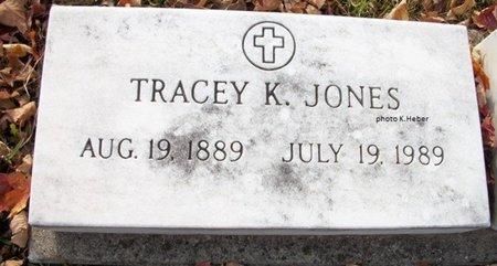 JONES, TRACEY KURT - Champaign County, Ohio | TRACEY KURT JONES - Ohio Gravestone Photos