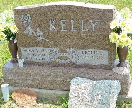 KELLY, DENNIS R - Champaign County, Ohio   DENNIS R KELLY - Ohio Gravestone Photos