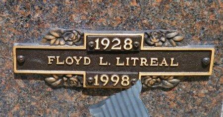 LITREAL, FLOYD L. - Champaign County, Ohio | FLOYD L. LITREAL - Ohio Gravestone Photos