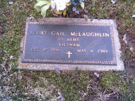 MCLAUGHLIN, JERRY GAIL - Champaign County, Ohio | JERRY GAIL MCLAUGHLIN - Ohio Gravestone Photos