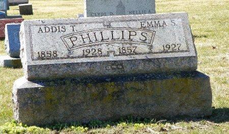 PHILLIPS, ADDIS T. - Champaign County, Ohio | ADDIS T. PHILLIPS - Ohio Gravestone Photos