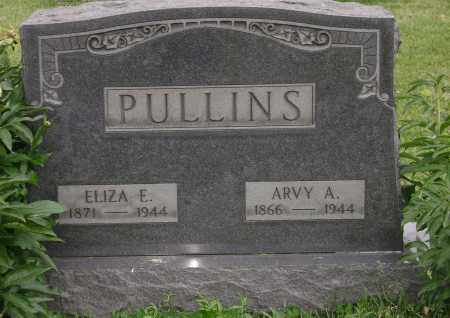 PULLINA, ARVY - Champaign County, Ohio | ARVY PULLINA - Ohio Gravestone Photos
