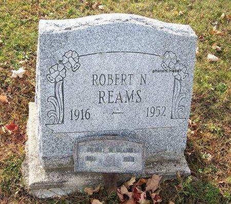 REAMS, ROBERT NORMAN - Champaign County, Ohio   ROBERT NORMAN REAMS - Ohio Gravestone Photos