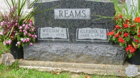 REAMS, WILLIAM ALVIN - Champaign County, Ohio | WILLIAM ALVIN REAMS - Ohio Gravestone Photos