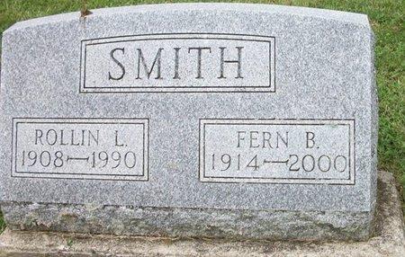 SMITH, FERN CATHRYN - Champaign County, Ohio | FERN CATHRYN SMITH - Ohio Gravestone Photos