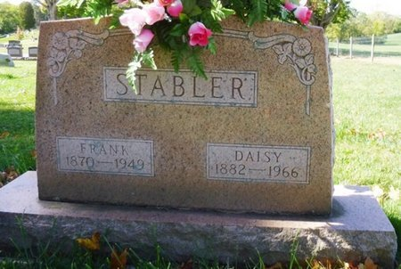 STABLER, GEORGE FRANKLIN - Champaign County, Ohio | GEORGE FRANKLIN STABLER - Ohio Gravestone Photos