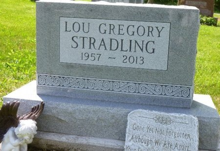 """STRADLING, LOU GREGORY """"GREG"""" - Champaign County, Ohio 