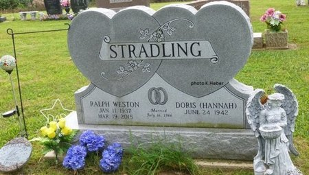 STRADLING, DORIS - Champaign County, Ohio | DORIS STRADLING - Ohio Gravestone Photos