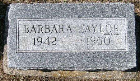 TAYLOR, BARBARA FAYE - Champaign County, Ohio   BARBARA FAYE TAYLOR - Ohio Gravestone Photos