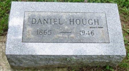 TAYLOR, DANIEL HOUGH - Champaign County, Ohio   DANIEL HOUGH TAYLOR - Ohio Gravestone Photos