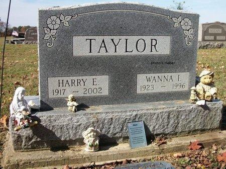 TAYLOR, HARRY EDWARD - Champaign County, Ohio   HARRY EDWARD TAYLOR - Ohio Gravestone Photos