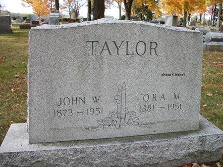 TAYLOR, JOHN WESLEY - Champaign County, Ohio   JOHN WESLEY TAYLOR - Ohio Gravestone Photos