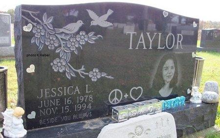 TAYLOR, JESSICA LORAINE - Champaign County, Ohio | JESSICA LORAINE TAYLOR - Ohio Gravestone Photos