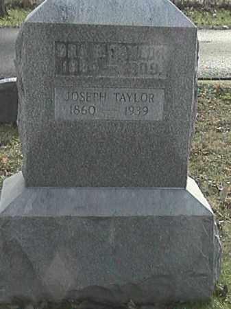 TAYLOR, ORA BLANCHE - Champaign County, Ohio | ORA BLANCHE TAYLOR - Ohio Gravestone Photos