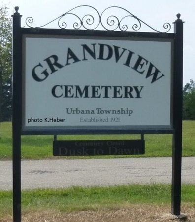 TAYLOR, MARY - Champaign County, Ohio | MARY TAYLOR - Ohio Gravestone Photos