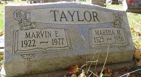 TAYLOR, MARVIN EUGENE - Champaign County, Ohio | MARVIN EUGENE TAYLOR - Ohio Gravestone Photos