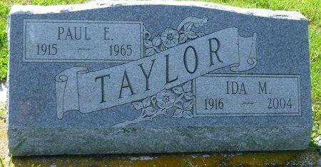 TAYLOR, IDA MAE - Champaign County, Ohio   IDA MAE TAYLOR - Ohio Gravestone Photos