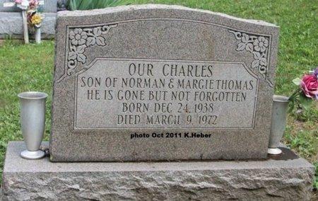 THOMAS, CHARLES GLEN - Champaign County, Ohio | CHARLES GLEN THOMAS - Ohio Gravestone Photos
