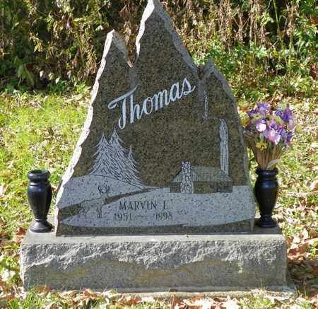 THOMAS, MARVIN L. - Champaign County, Ohio | MARVIN L. THOMAS - Ohio Gravestone Photos