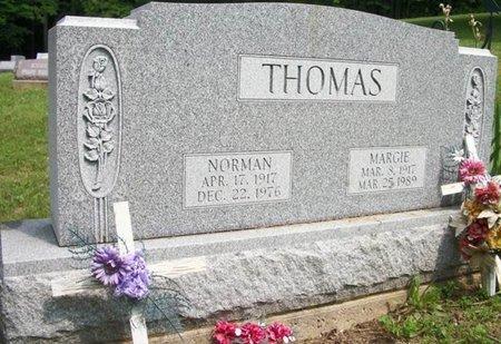 "THOMAS, MARGERY ""MARGIE"" - Champaign County, Ohio | MARGERY ""MARGIE"" THOMAS - Ohio Gravestone Photos"