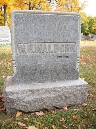 WALBORN, WILLIAM HENRY - Champaign County, Ohio | WILLIAM HENRY WALBORN - Ohio Gravestone Photos