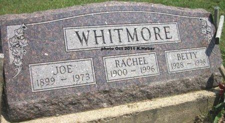 WHITMORE, BETTY LOUISE - Champaign County, Ohio | BETTY LOUISE WHITMORE - Ohio Gravestone Photos