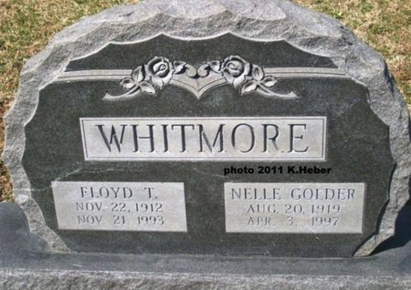 WHITMORE, FLOYD TULLEY - Champaign County, Ohio | FLOYD TULLEY WHITMORE - Ohio Gravestone Photos