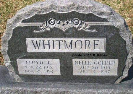 WHITMORE, NELLE GEORGETTE - Champaign County, Ohio | NELLE GEORGETTE WHITMORE - Ohio Gravestone Photos