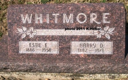 "WHITMORE, HARRISON DAVID ""HARRY"" - Champaign County, Ohio 
