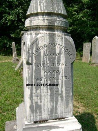 WHITMORE, JACOB - Champaign County, Ohio | JACOB WHITMORE - Ohio Gravestone Photos