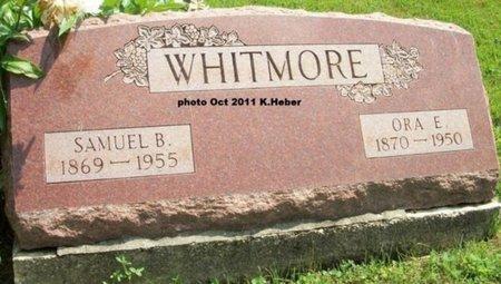 WHITMORE, SAMUEL B - Champaign County, Ohio   SAMUEL B WHITMORE - Ohio Gravestone Photos