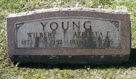 YOUNG, WILBERT  - Champaign County, Ohio | WILBERT  YOUNG - Ohio Gravestone Photos