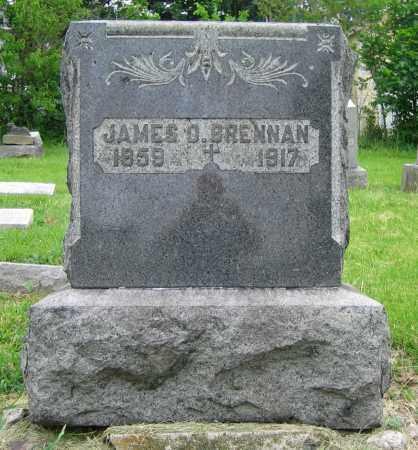 BRENNAN, JAMES D. - Clark County, Ohio   JAMES D. BRENNAN - Ohio Gravestone Photos