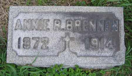 BRENNEN, ANNIE R. - Clark County, Ohio   ANNIE R. BRENNEN - Ohio Gravestone Photos
